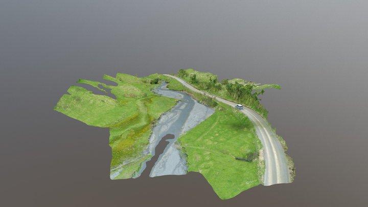 Waitahora Rd RP 24.60 20 Sept 2017 3D Model
