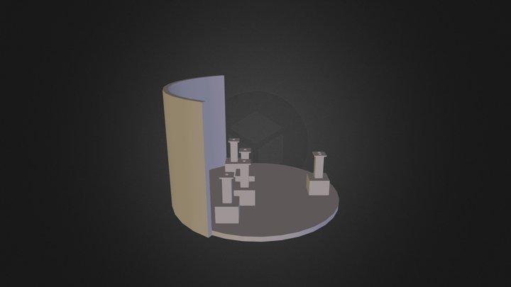 Buzzer Maps 3D Model