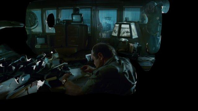 Blade Runner - Office 3D Model