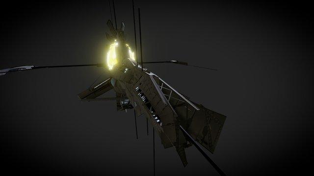 Amon Ra 3D Model