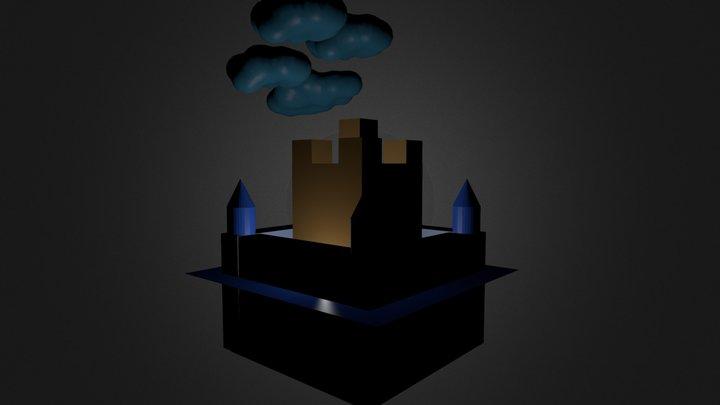 dethcastle.blend 3D Model