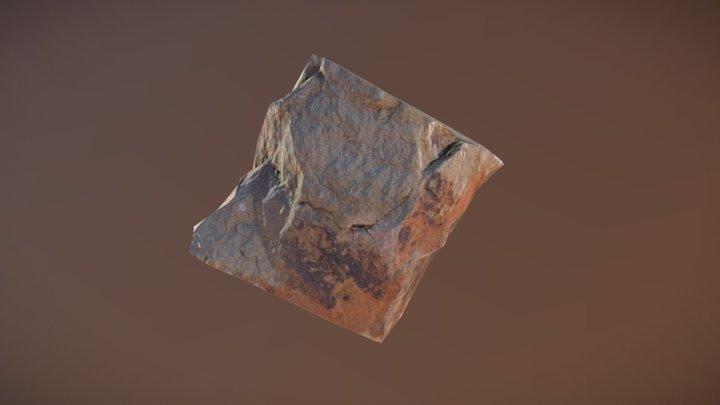Rock_1 3D Model