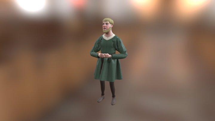 Kutsevi 3D Model