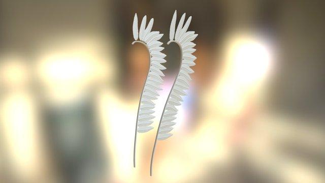 Skrzydła Husarskie 3D Model