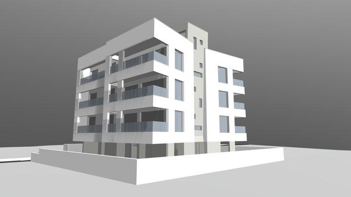Nelia Court 3D Model