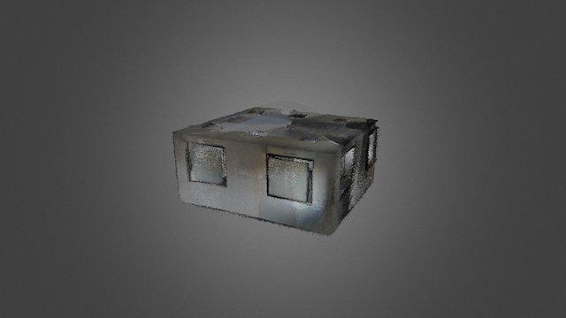 Meeting Room - Pointcloud 3D Model