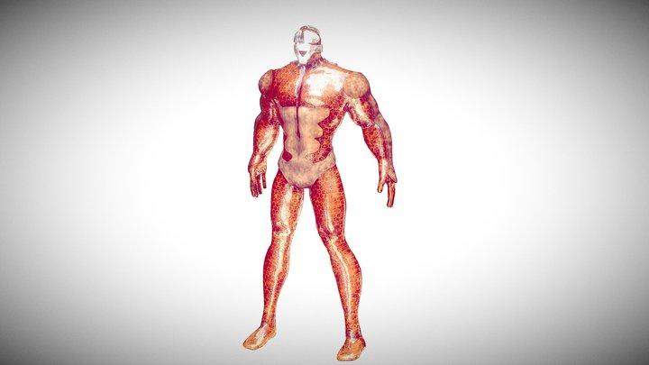bee hero 3D Model