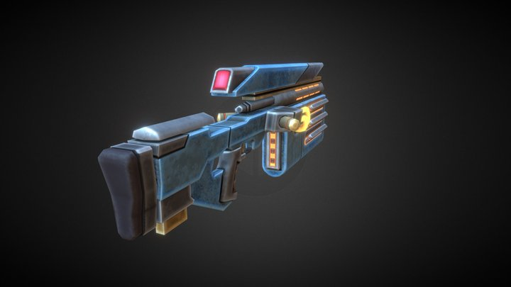 Ares 3D Model