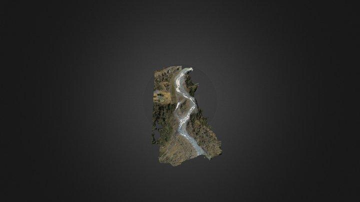 Jap Creek 3D Model