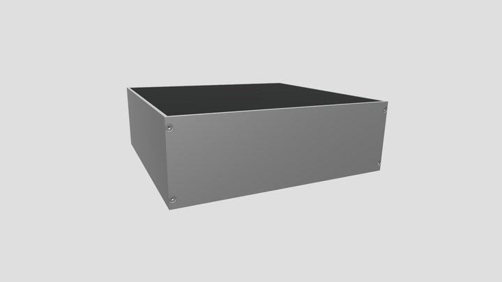 Profile enclosure series NTG792322 3D Model