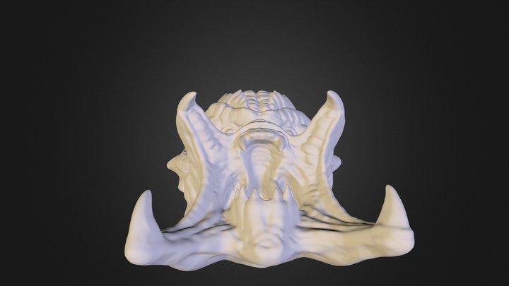 PredFace.stl 3D Model
