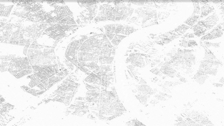 COLOGNE CITY 3D 3D Model