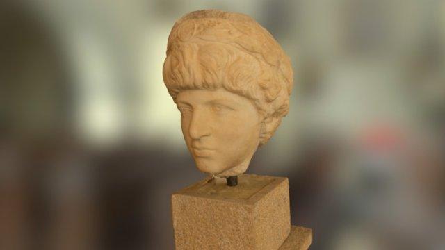 Olimpia Mask 3D Model
