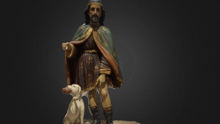 St. Roch 3D Model