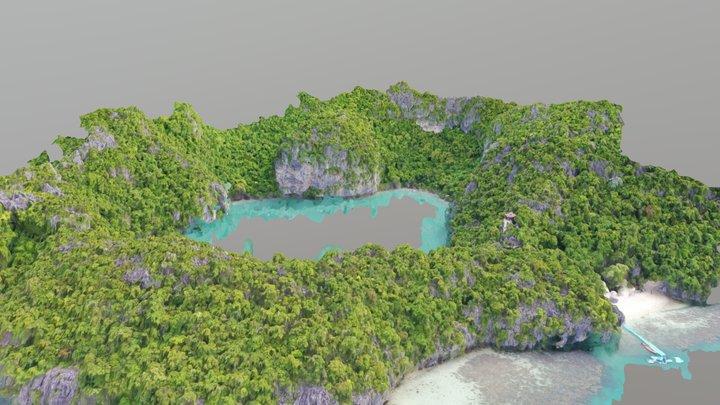 Thalaenai_Surat Thani 3D Model