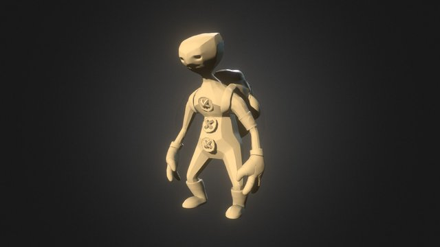 Wooden Accessories 3D Model