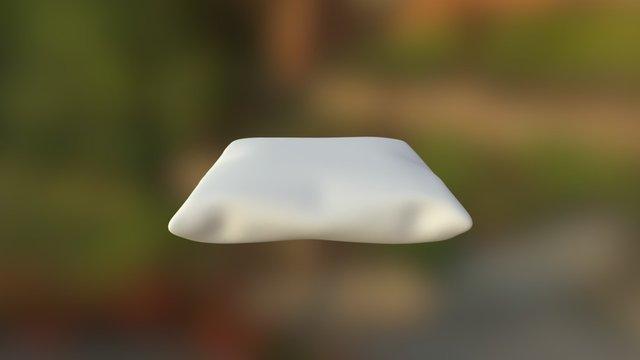Pillow (coussin) 3D Model