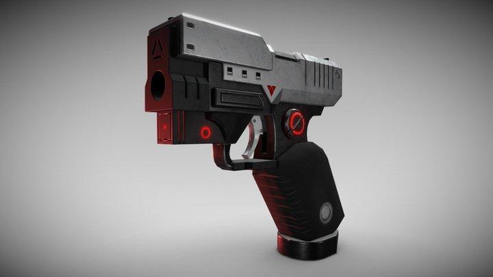 MX 51 3D Model