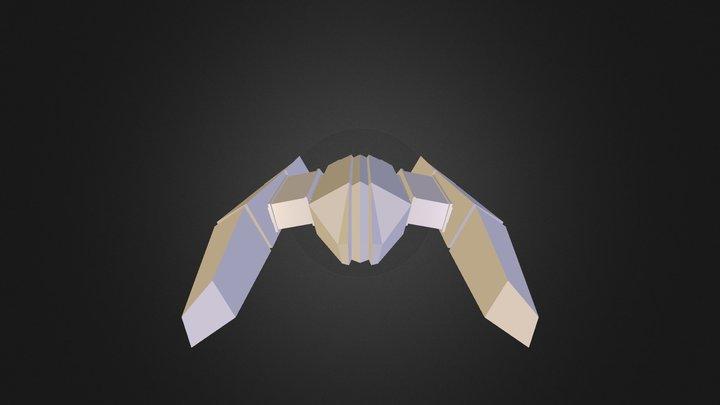 Zebucart 3D Model