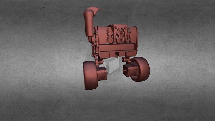 BALANCEADOR 3D Model