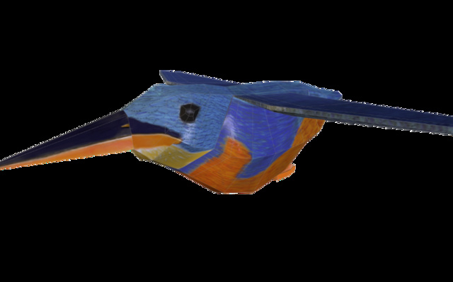 Bird2 3D Model