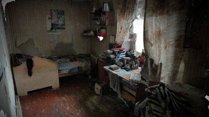 Old USSR room 3D Model