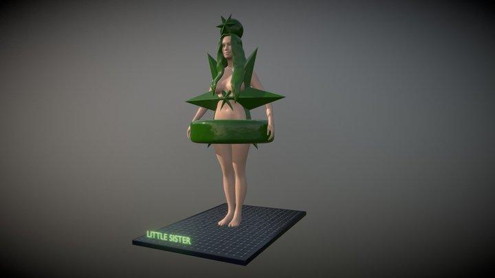 Little Sister_V3 3D Model