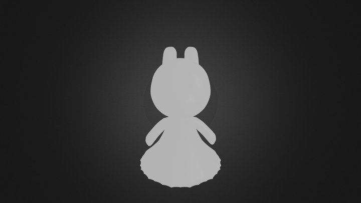 Lumia (Blender) 3D Model