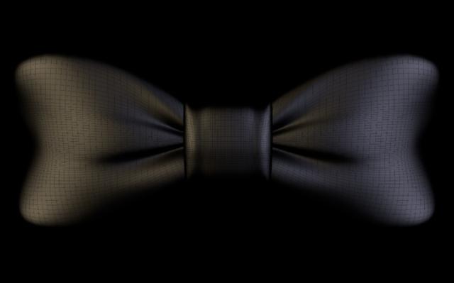 Blank's Bow 3D Model