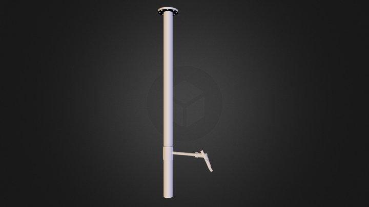 Medium pipe-Ken.stl 3D Model