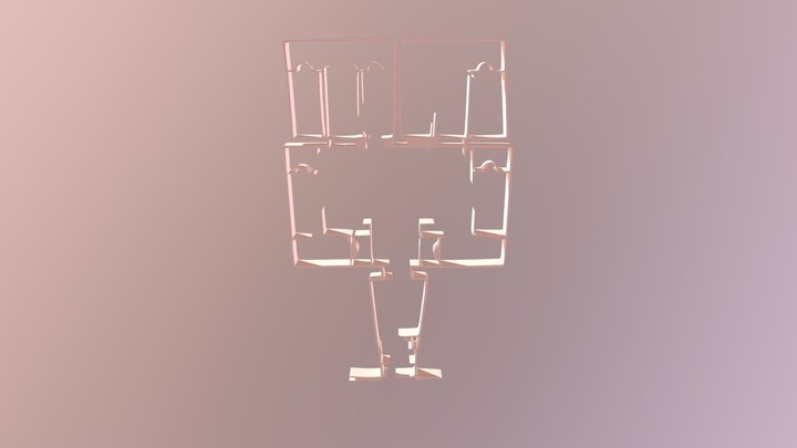 Amazing Bigery (1) 3D Model