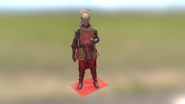 Kevin Williams as a Lannister Soldier from GoT 3D Model