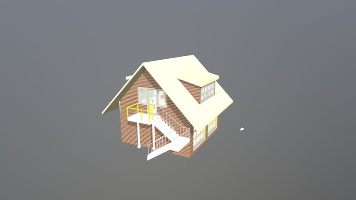 Carriage 12:12 3D Model