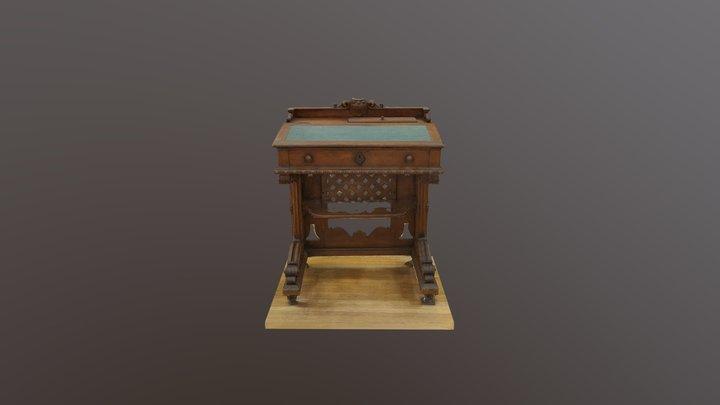 House Of Representative's Desk 3D Model