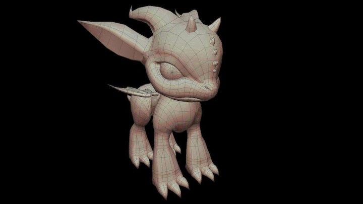 Pony 3D Model