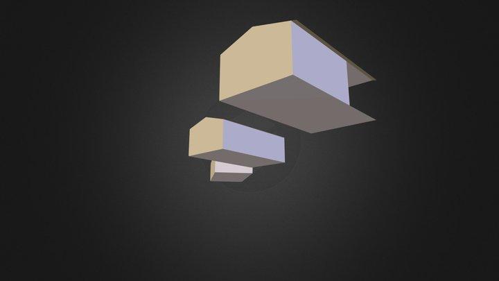 st remy 3D Model