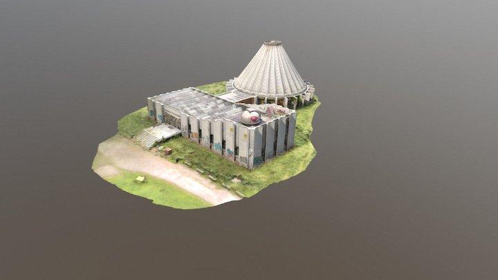 Planetarium in Halle (Saale) 3D Model