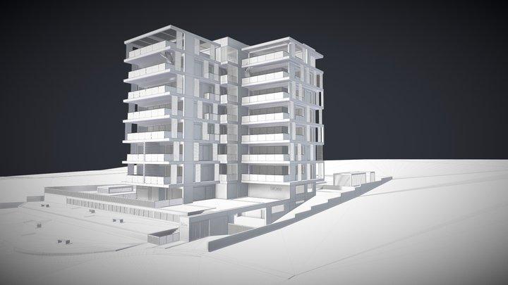 Di One Residence 3D Model