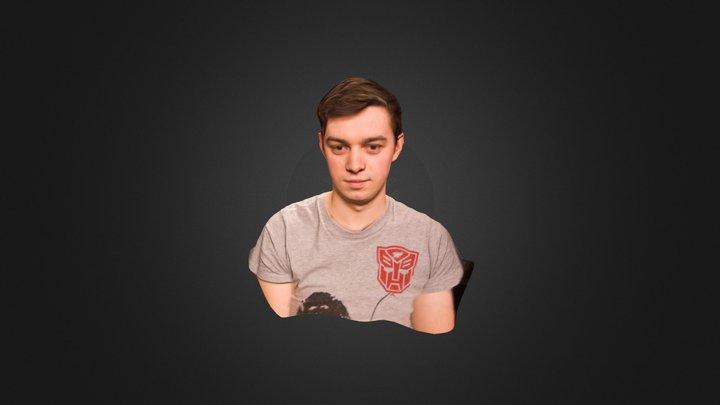 Callan 3D head 3D Model