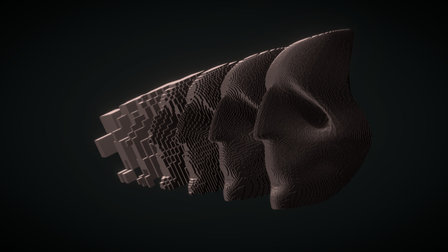 Growth 3D Model