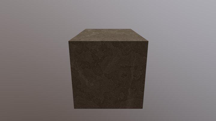 Creative Blitz One: Hard surface in Maya 2018 3D Model
