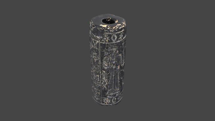 Sceau-cylindre oriental (P476265) 3D Model