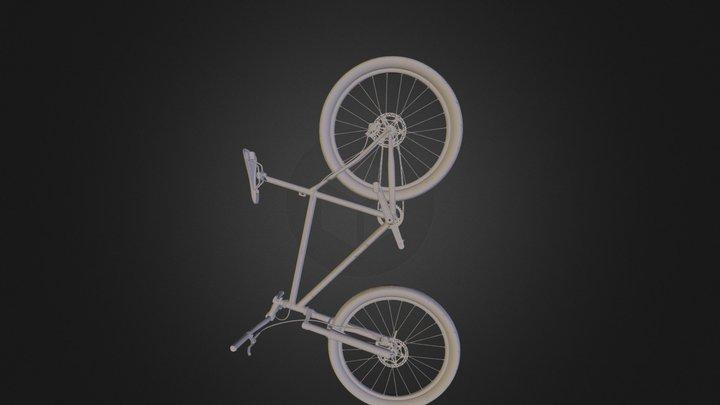 Mountainbike 3D Model