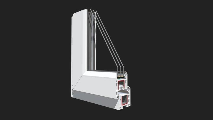 Окна 3D Model