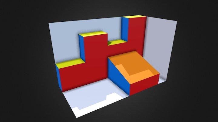 Obj02 C 3D Model