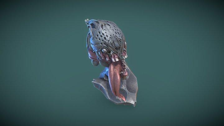 VR Spitsculpt 3D Model