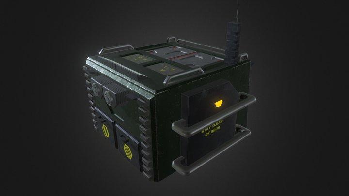 MINI BASE 3D Model