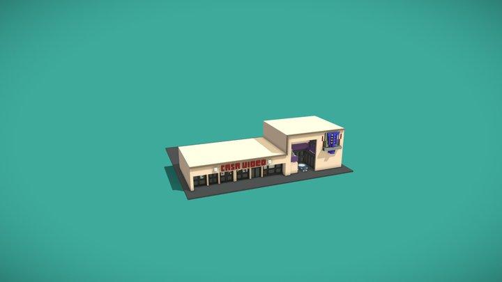 Casa Video 3D Model
