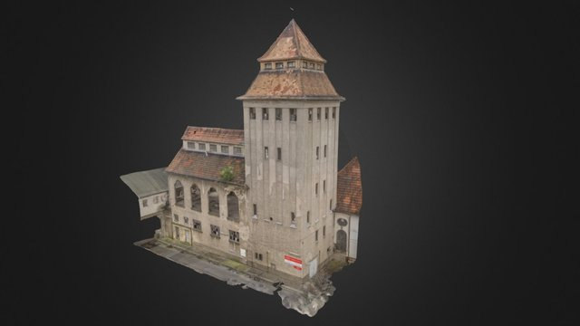 Worms - Schlachthof, Germany 3D Model