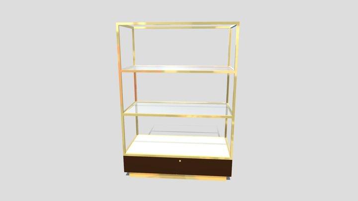 Shelf shop 3D Model
